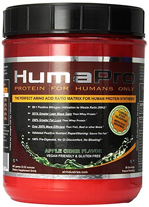 ALR Industries Humapro,  Protein Matrix Formulated for Humans, Waste...